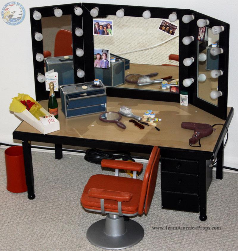 Makeup desks